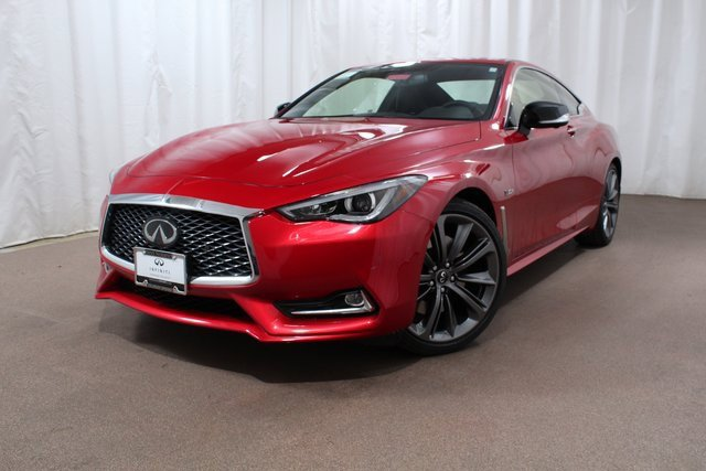 2019 INFINITI Q60 Red Sport 400 AWD Coupe image