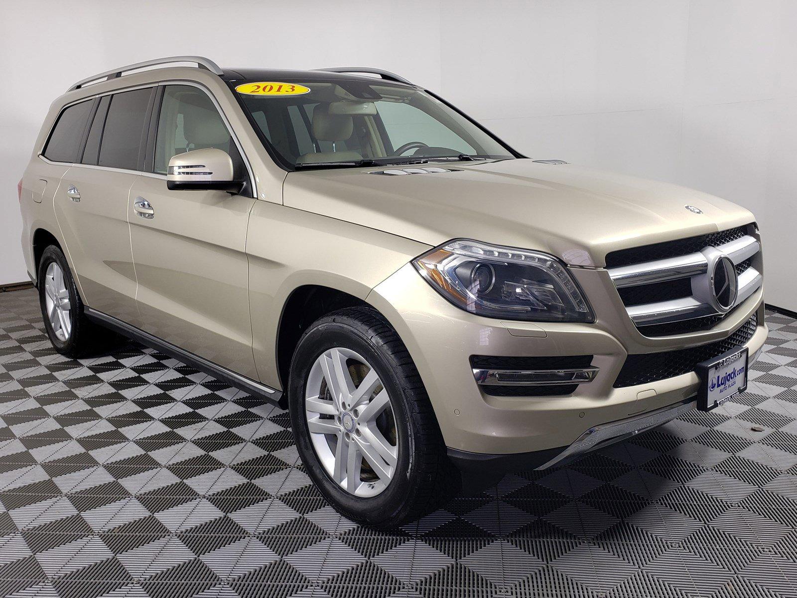 Mercedes-Benz GL 450 Under 500 Dollars Down