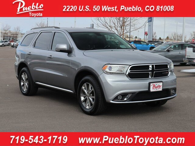 2015 Dodge Durango AWD Limited image