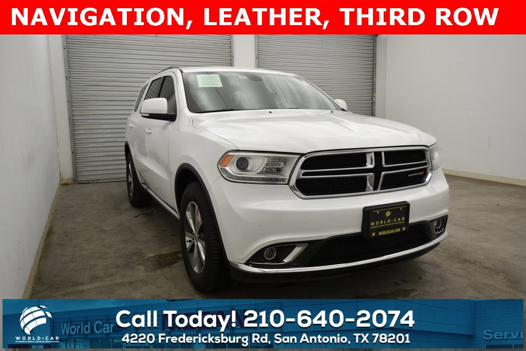 2016 Dodge Durango 2WD Limited image