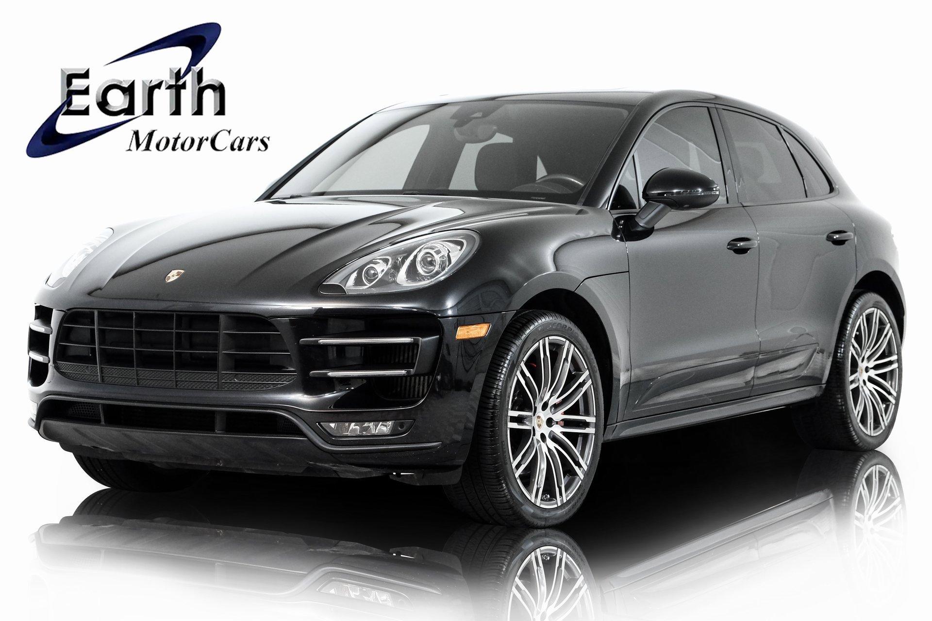 2015 Porsche Macan Turbo image