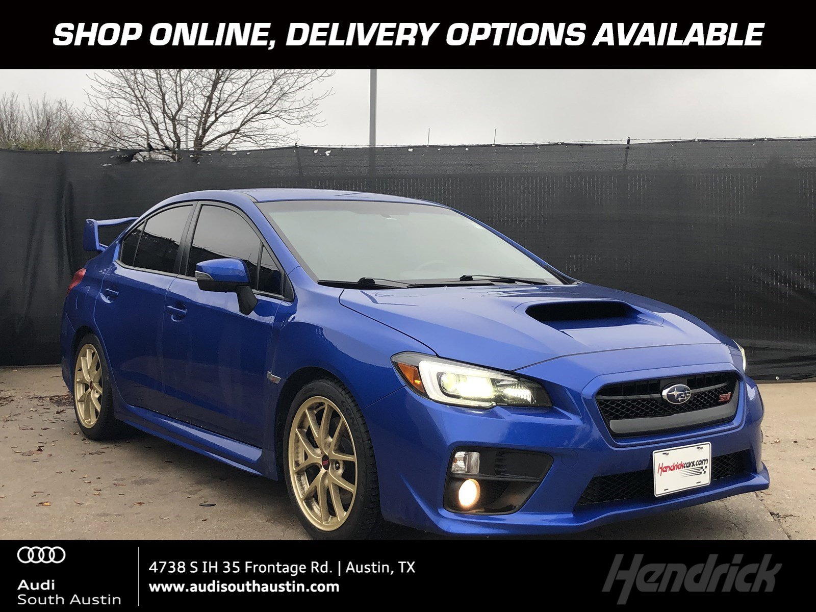 2015 Subaru WRX STI Launch Edition image