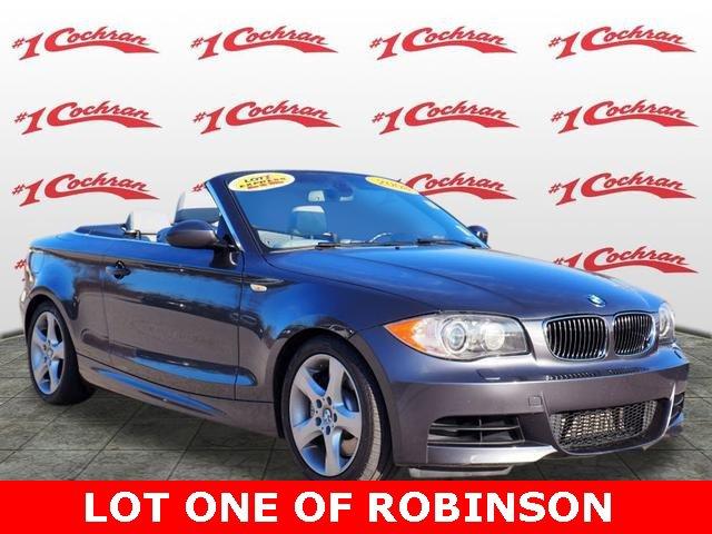 2008 BMW 135i Convertible image