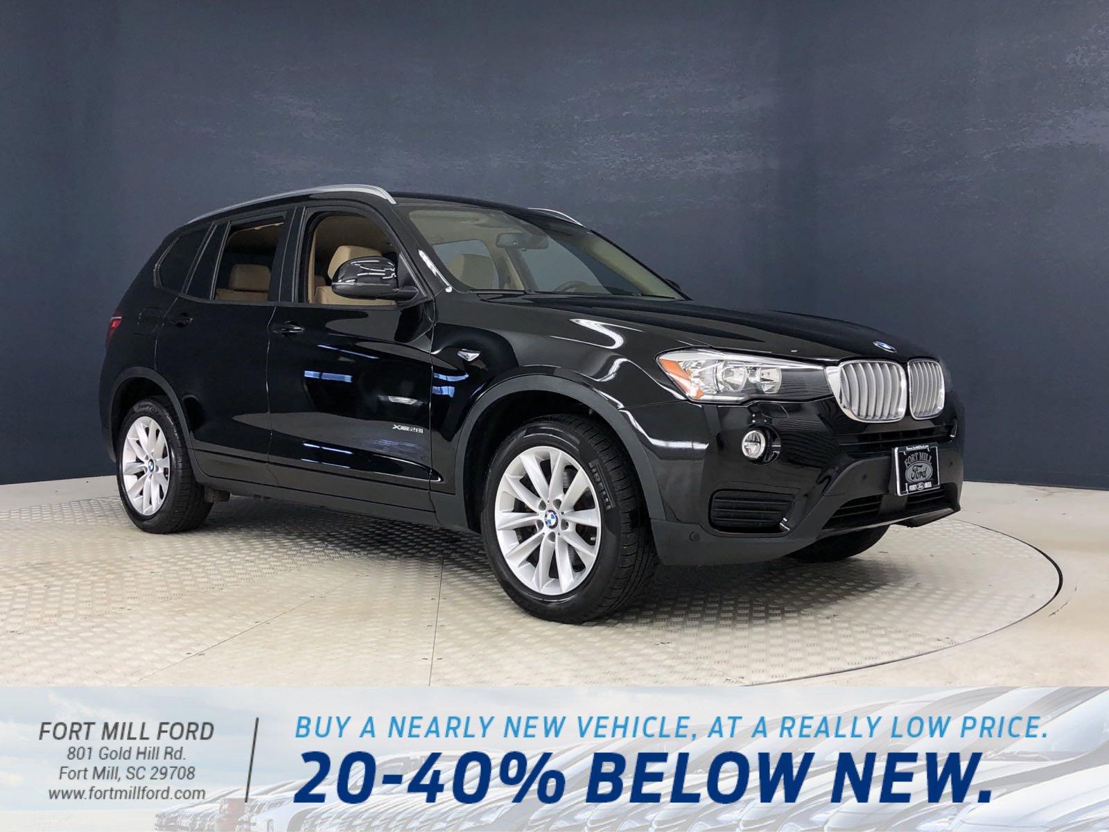 2017 BMW X3 xDrive28i image