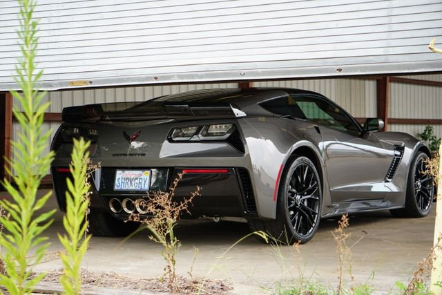 2015 Chevrolet Corvette Z06 Coupe image
