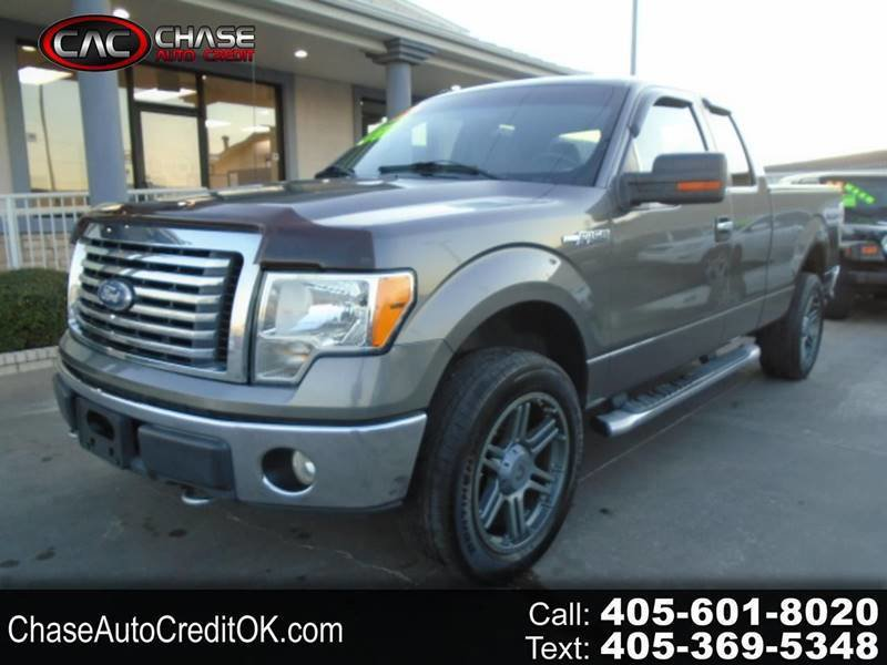 2010 Ford F150 4x4 SuperCab XLT image