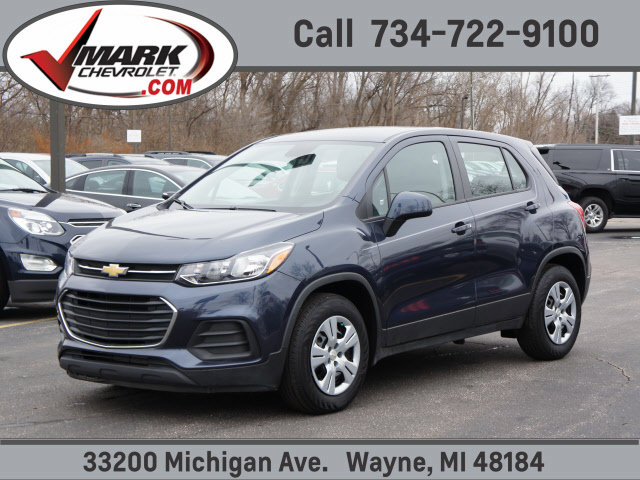 2018 Chevrolet Trax FWD LS image