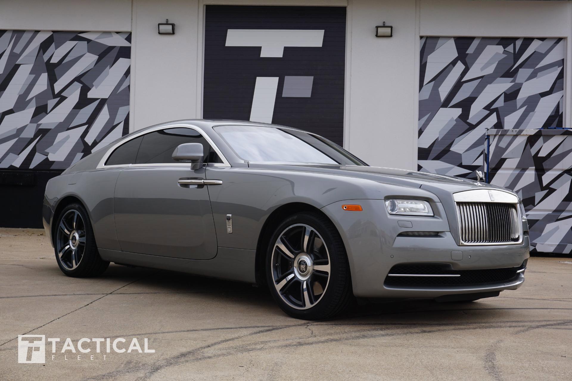 2016 Rolls-Royce Wraith  image