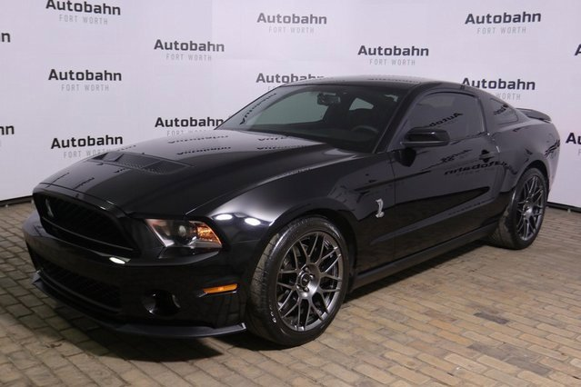 2011 Ford Mustang Shelby GT500 Coupe image