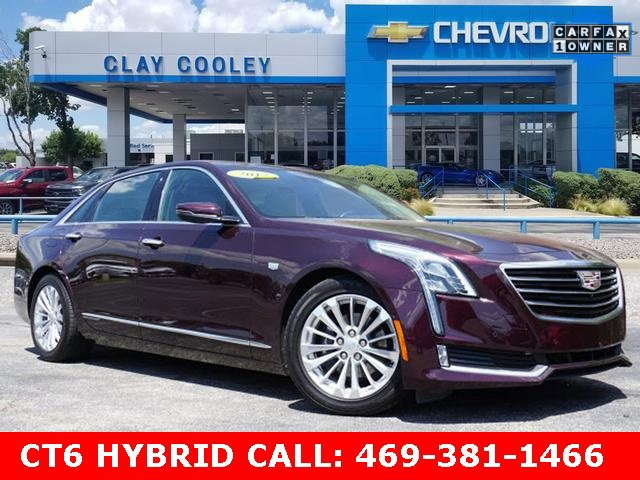 2017 Cadillac CT6 Premium Luxury Plug-In Hybrid image
