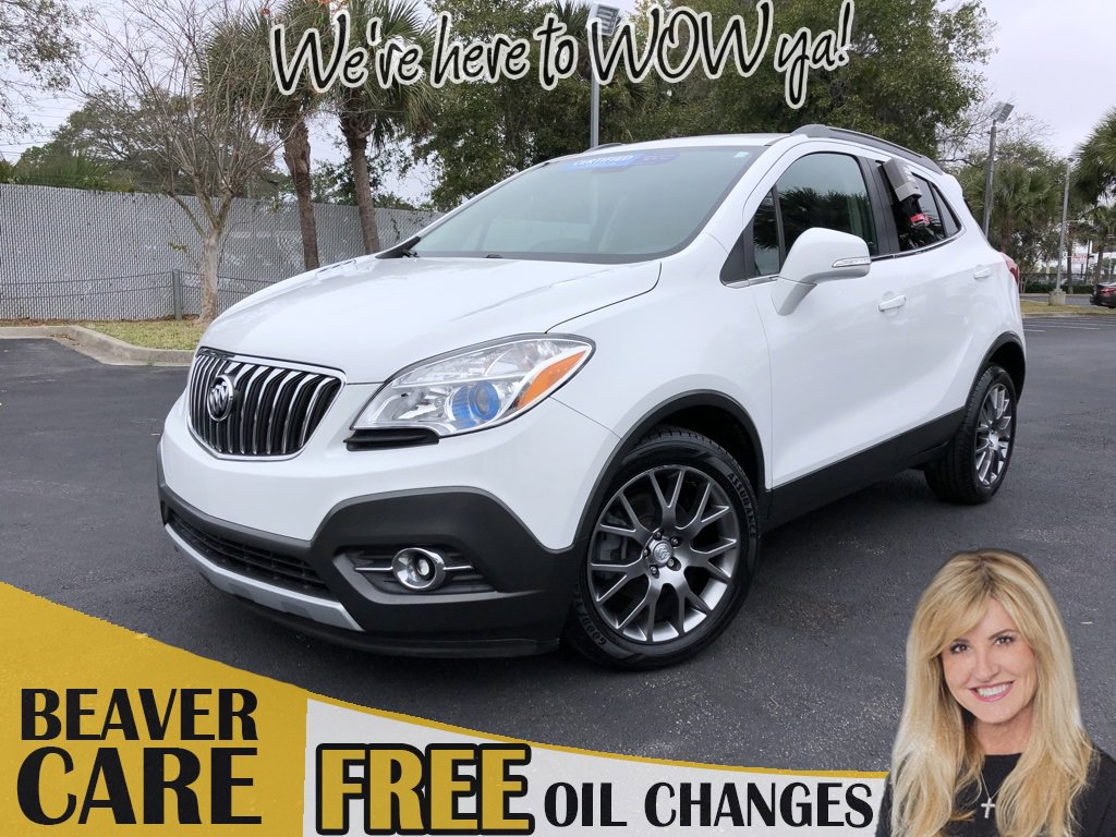 2016 Buick Encore FWD Sport Touring image