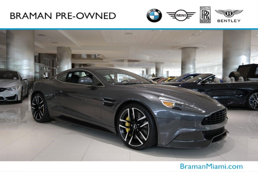 2016 Aston Martin Vanquish Coupe image