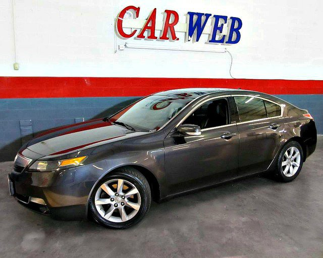 2012 Acura TL w/ Technology Package image