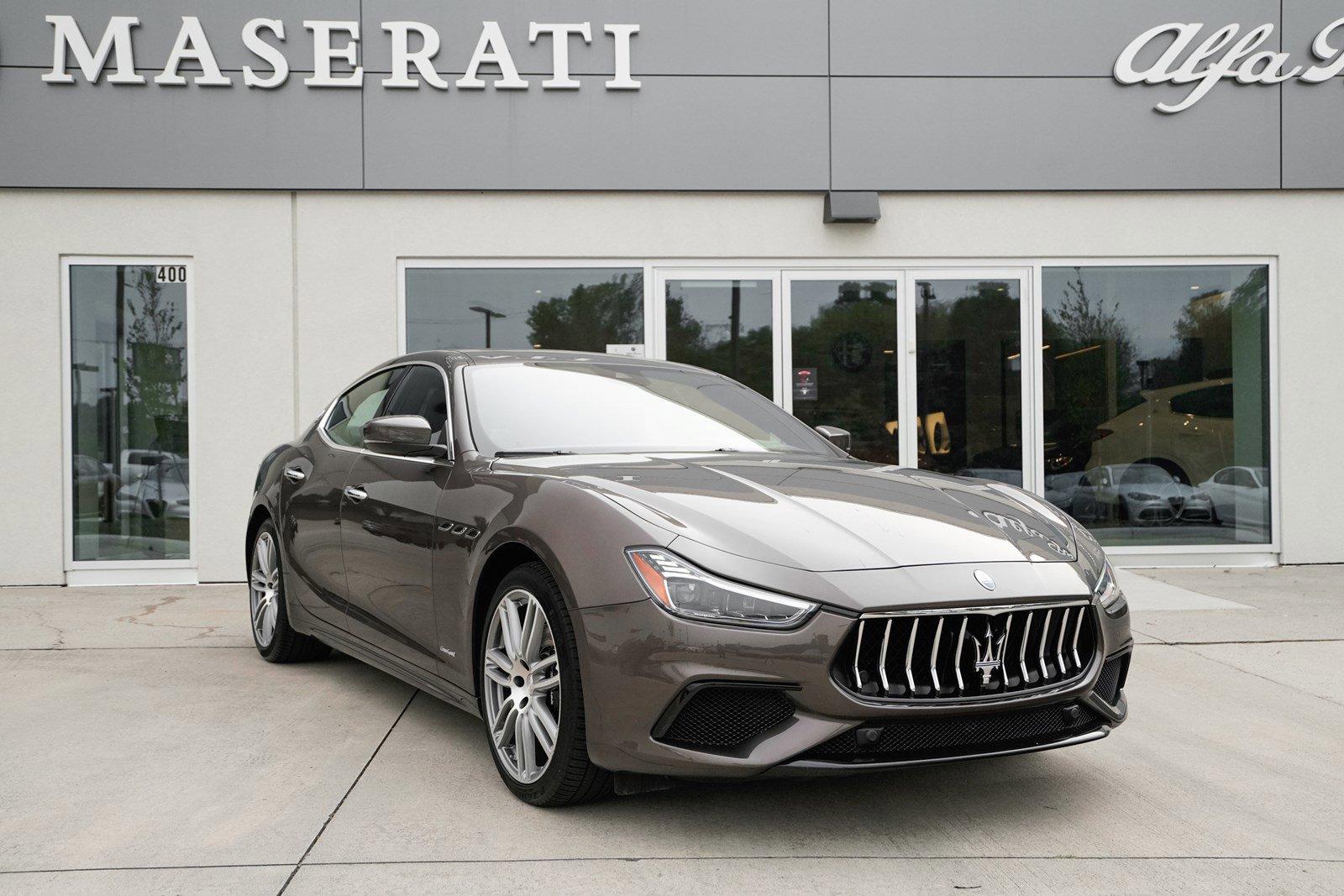 2018 Maserati Ghibli GranSport image