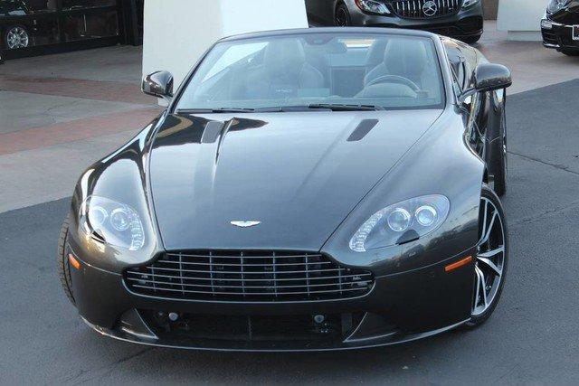 2013 Aston Martin V8 Vantage S Roadster image