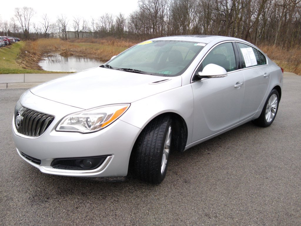 2016 Buick Regal Premium image