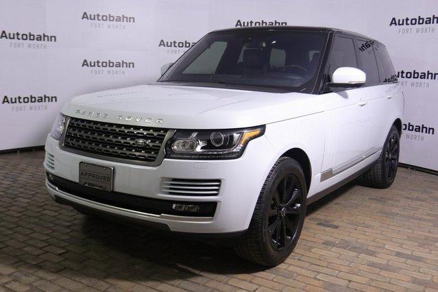 2016 Land Rover Range Rover  image