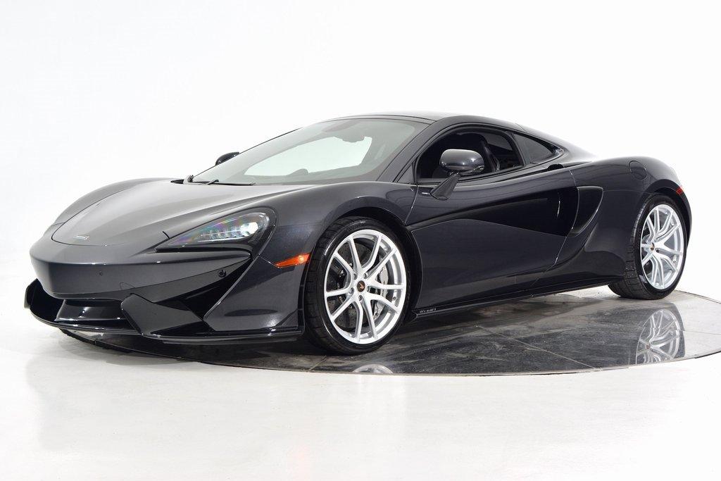 2018 McLaren 570GT  image
