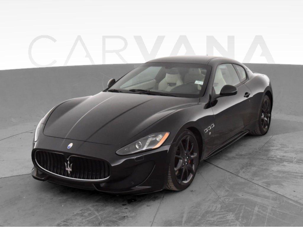 2013 Maserati GranTurismo Coupe image