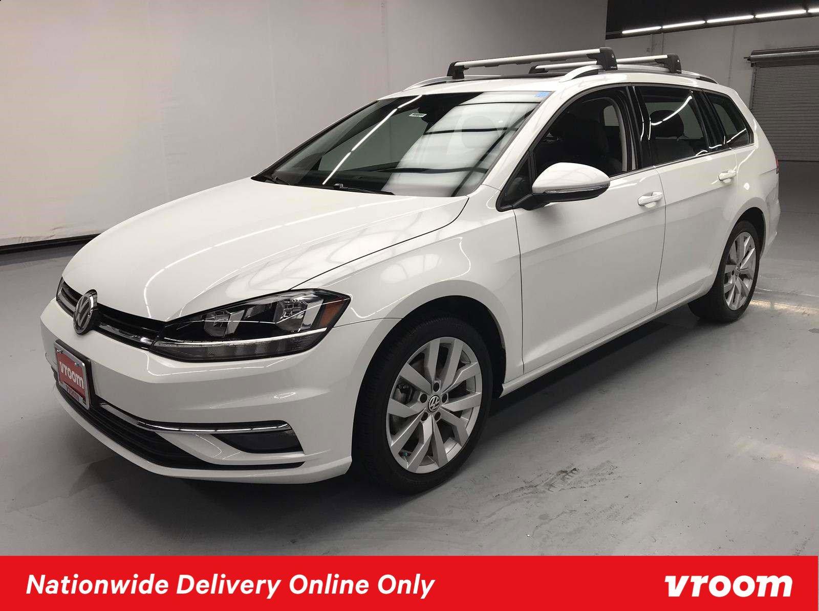 2018 Volkswagen Golf SportWagen SEL image
