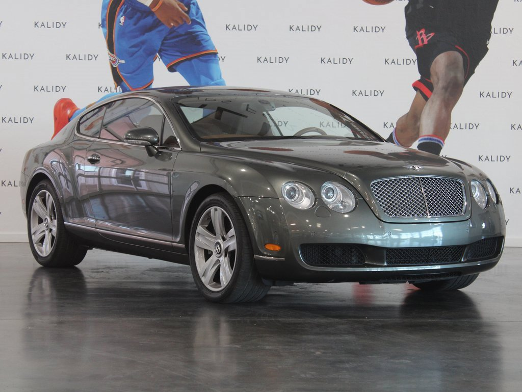 2007 Bentley Continental GT Coupe image