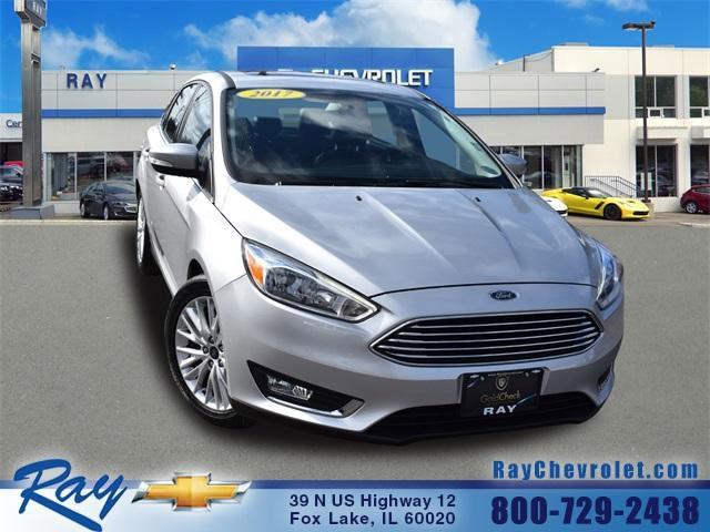2017 Ford Focus Titanium Sedan image