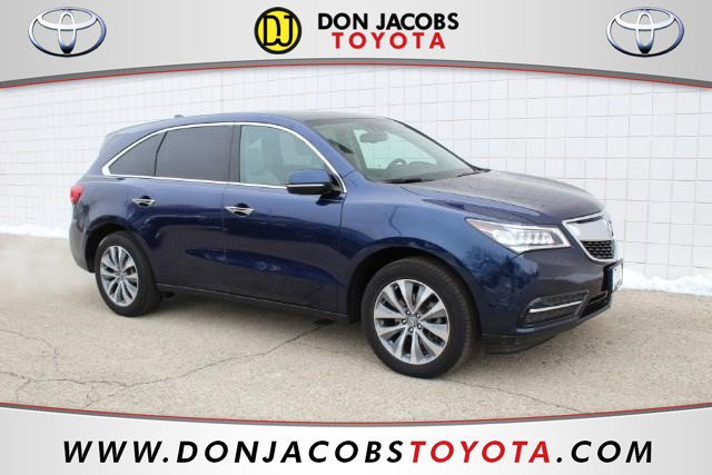 2015 Acura MDX SH-AWD w/ Technology Package image