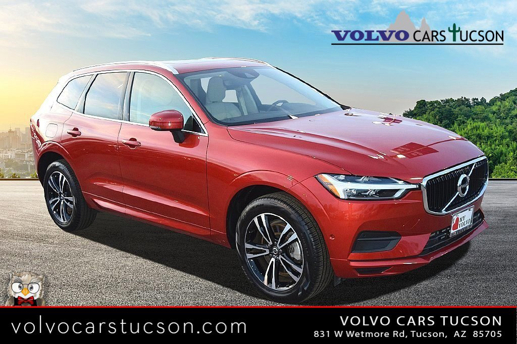 2019 Volvo XC60 AWD T6 Momentum image