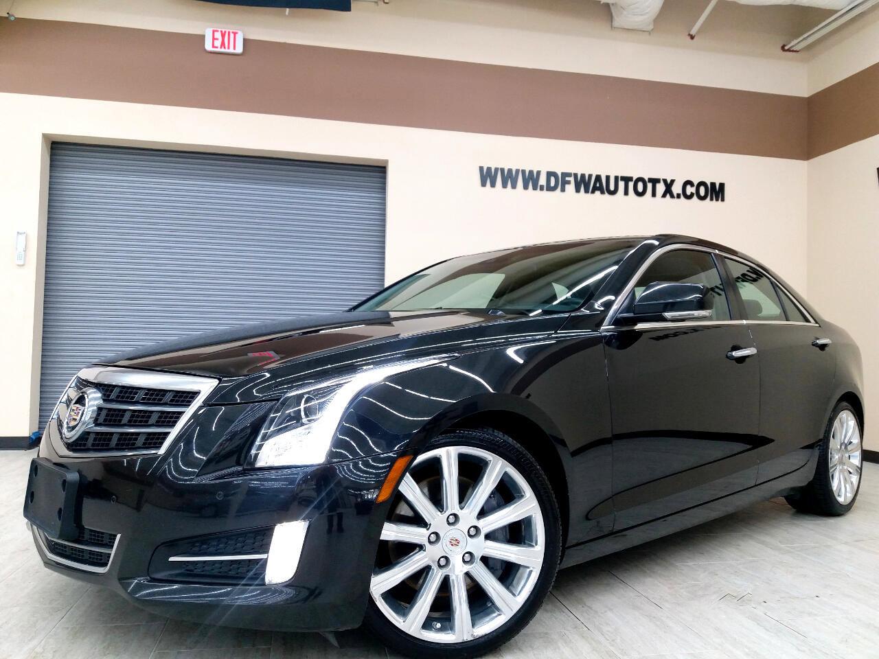 2014 Cadillac ATS 3.6 Premium Sedan image