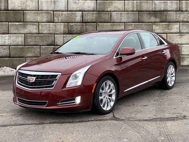 2017 Cadillac XTS Luxury AWD image