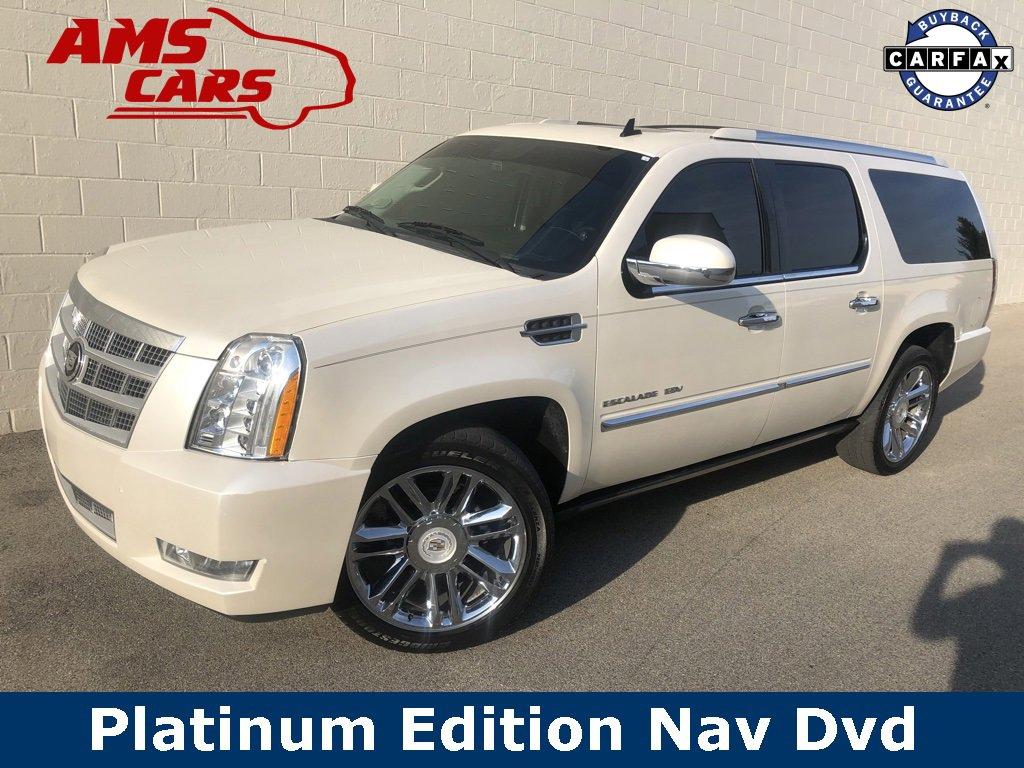 2012 Cadillac Escalade ESV 2WD Platinum image