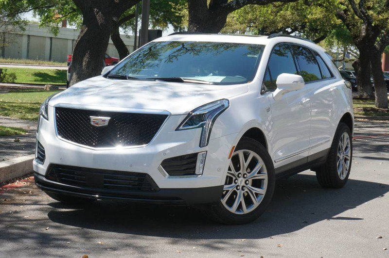 2020 Cadillac XT5 AWD w/ Platinum Package image