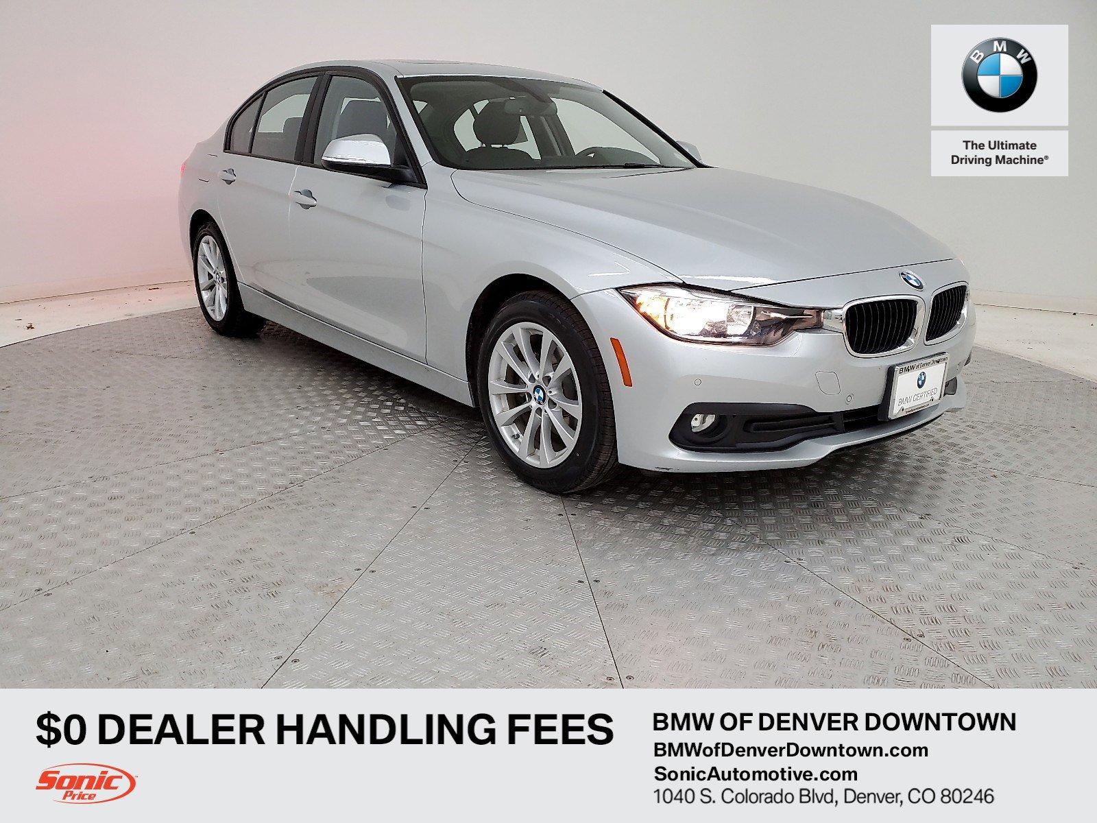 BMW 3 Series Under 500 Dollars Down