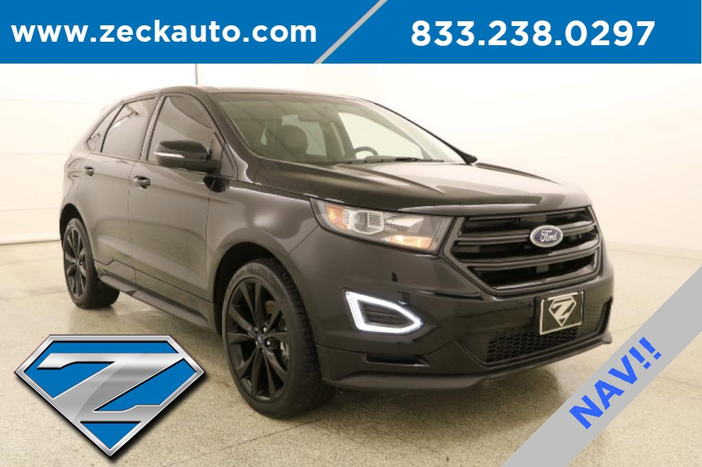 2017 Ford Edge AWD Sport image
