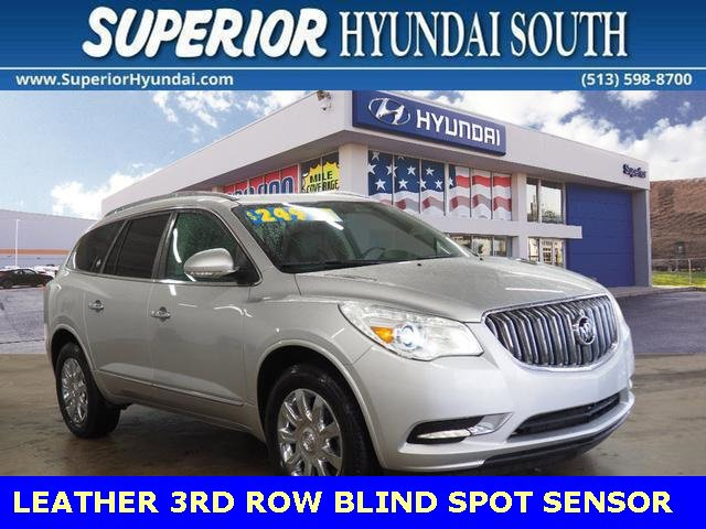 2017 Buick Enclave FWD Leather image