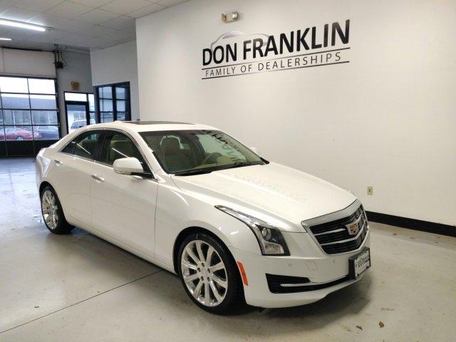 2016 Cadillac ATS 2.0T Luxury Sedan image