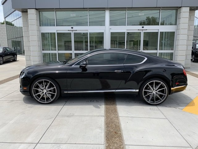 2013 Bentley Continental GT V8 Coupe image