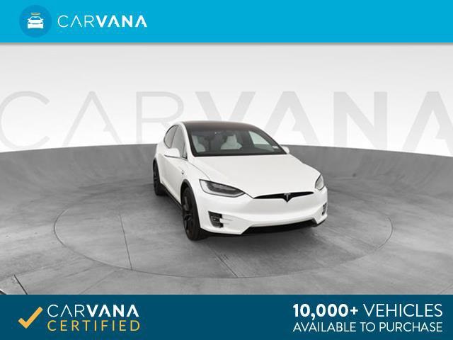 2017 Tesla Model X Performance image