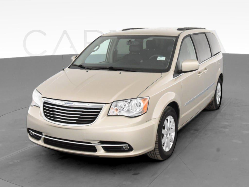 2012 Chrysler Town & Country Touring image