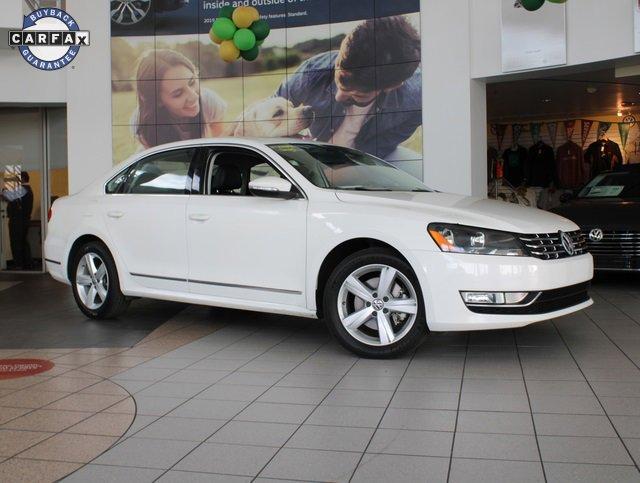 2012 Volkswagen Passat TDI SEL Premium image