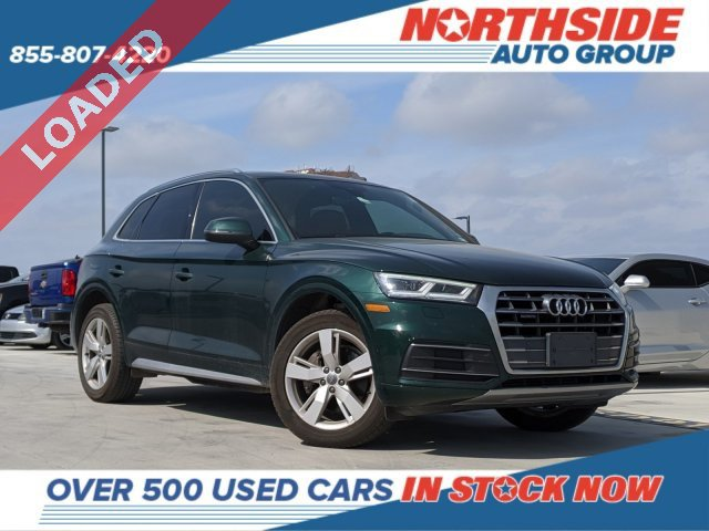 2018 Audi Q5 2.0T Premium Plus image