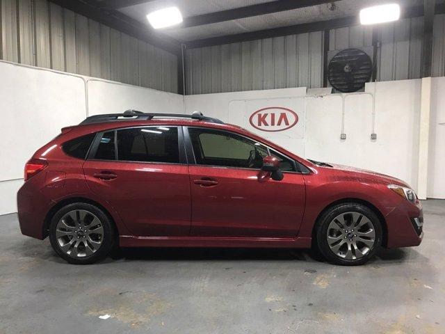 2016 Subaru Impreza 2.0i Sport Premium Hatchback image