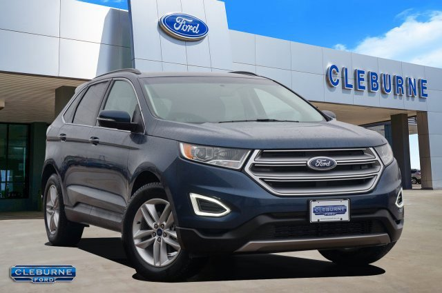 2017 Ford Edge FWD SEL image