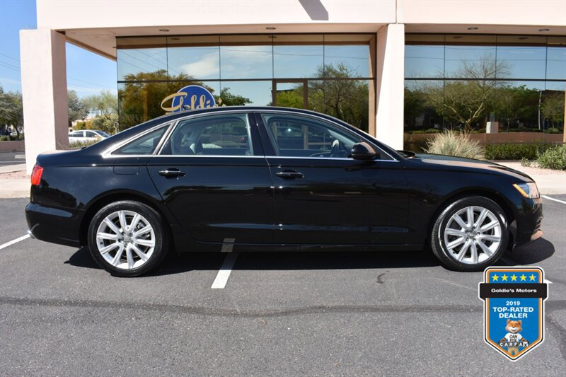 2015 Audi A6 2.0T Premium Plus quattro image
