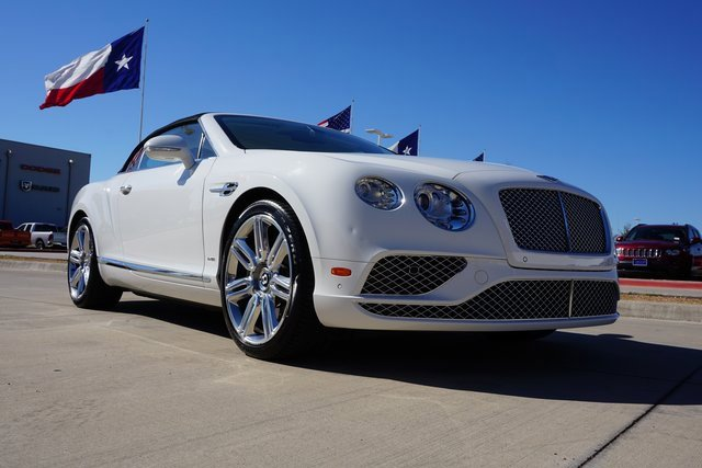 2016 Bentley Continental GT Convertible image