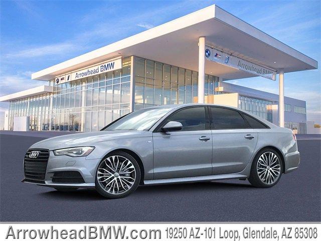 2016 Audi A6 2.0T Premium quattro image
