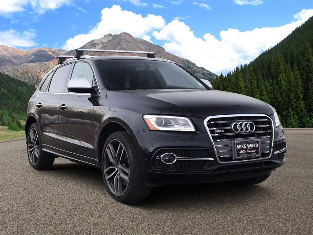 2017 Audi SQ5 Premium Plus image