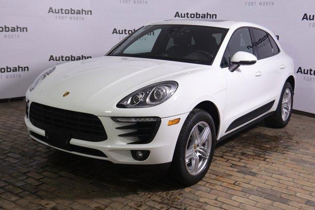 2017 Porsche Macan  image