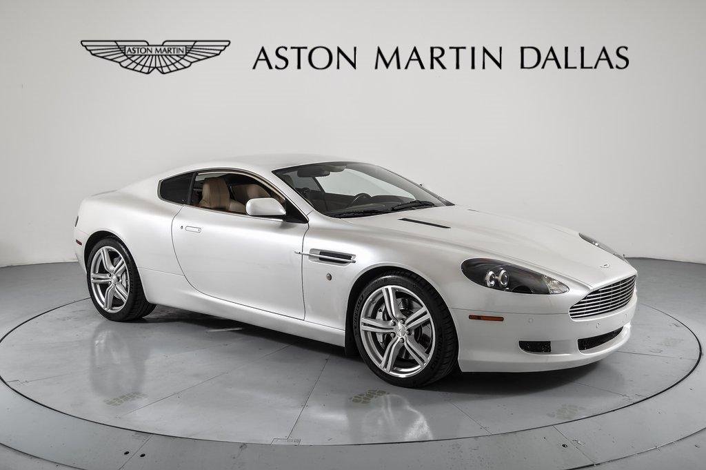 2008 Aston Martin DB9 Coupe image