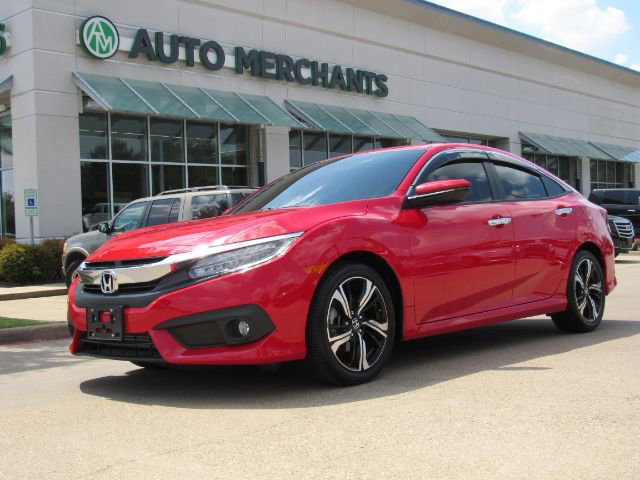 2016 Honda Civic Touring Sedan image